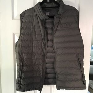 32 degrees heat down puffer vest Crank Brothers M